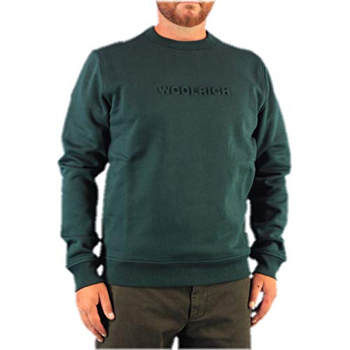 WOOLRICH Hombre Ropa Verde Oscuro WOSW0064MR verde oscuro M