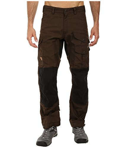 Fjallraven, Men's Vidda Pro Trousers Regular, Dark Olive, 50
