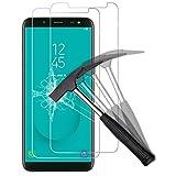 ANEWSIR Schutzfolie Kompatibel mit Samsung Galaxy J6 2018,