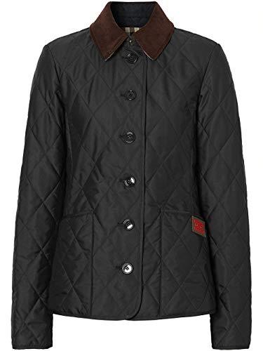 BURBERRY Luxury Fashion Damen 8023320 Schwarz Jacke |