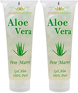 IB Cosmetics 40140 - Gel aloe vera 100% 250 ml x 2 unidades
