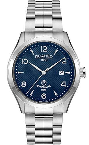 Roamer R-100 952660 41 44 60 - Orologio da polso automatico