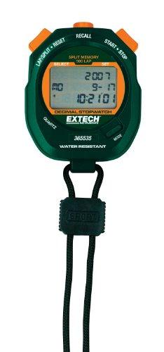 Extech 365535 Cronometro Decimale