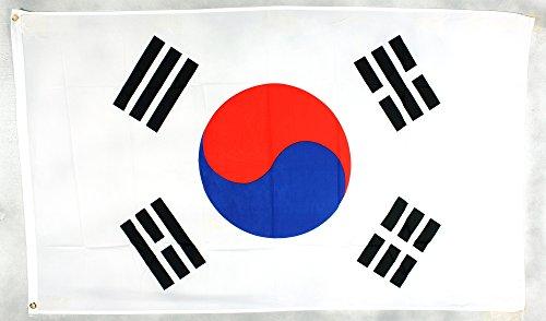 Fahne Flaggen SÜD KOREA 150x90cm