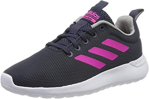 Adidas Lite Racer CLN, Unisex-Kinder Hallenschuhe, Blau (Azutra/Rossho/Grasua 000), 33.5 EU
