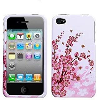 Spring Flower Design Crystal Clip-on Hard Skin Case Cover for Apple iPhone 3G/Apple iPhone 3GS