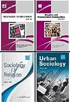 IGNOU MA Sociology Second Year Help Books Combo(MSOE1,MSOE2,MSOE3,MSOE4) English Medium-MSO