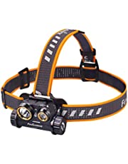 Fenix HM65R Rechargeable Headlamp, 1400 Lumens, USB-C, Battery Included