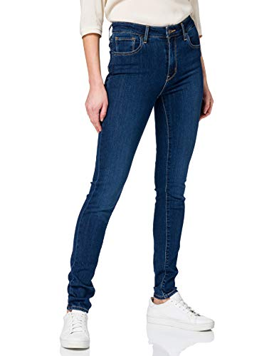 Levi's 721 High Rise Skinny' Vaqueros, Chelsea Eve, 28W / 32L para Mujer