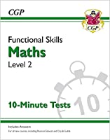 New Functional Skills Maths Level 2 - 10 Minute Tests (for 2020 & beyond)
