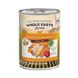 Whole Earth Farms Hearty Chicken Stew, 12.7-Ounce, Pack of 12 (85492)