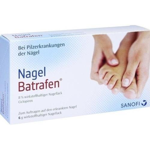 NAGEL BATRAFEN 6g Lösung PZN:4512286