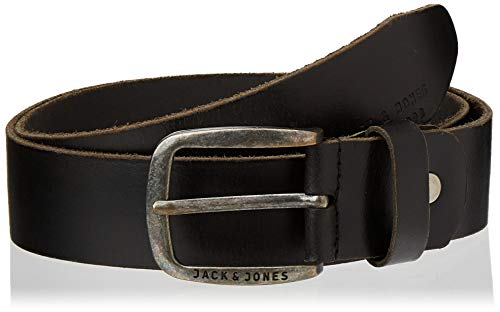 Jack & Jones Jjipaul Jjleather Belt Noos Cinturón para Hombre