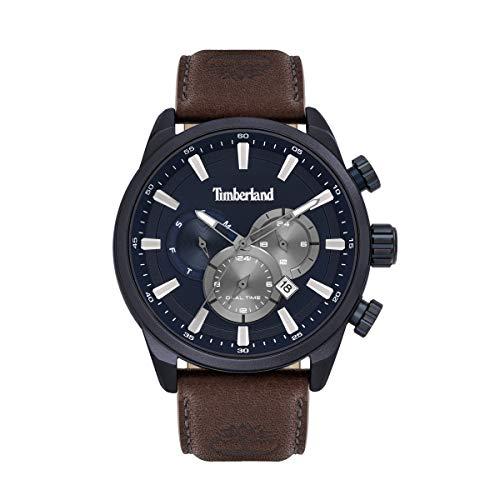 Timberland Reloj Analógico para Hombre de Cuarzo TBL16002JLABL.03