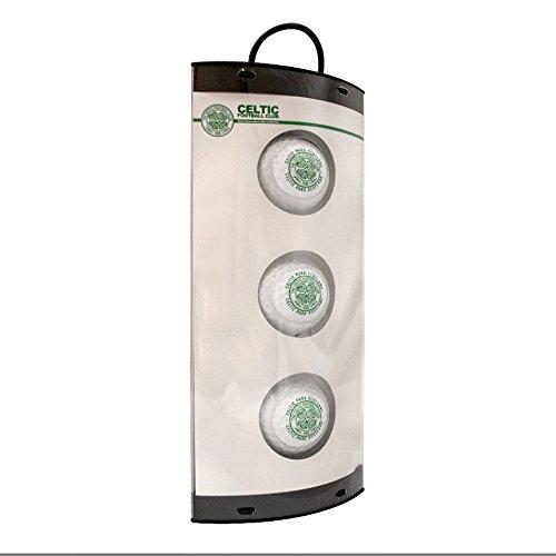 Celtic FC Golf Balls Gift Set - White