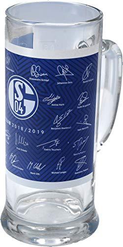 FC Schalke 04 Bierkrug Team