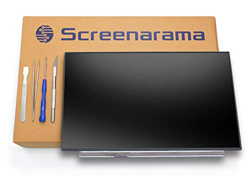SCREENARAMA New Screen Replacement for Lenovo Ideapad 330S-15IKB, HD 1366x768, Matte, LCD LED Display with Tools
