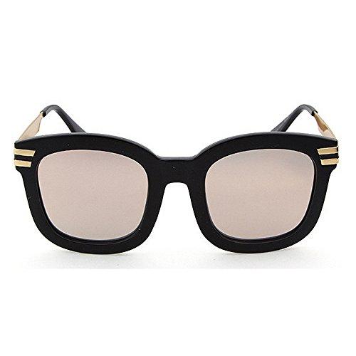 Belleashy Gafas de sol para mujer, estilo vintage, polarizadas 100% protección UV, para conducir, ciclismo, correr, pesca, golf, uso diario (color: rosa)