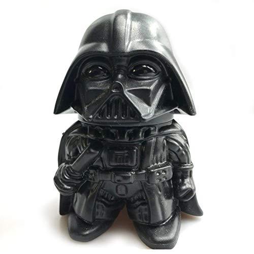 420QUEENZ Darth Vader from Star Wars Grinder Gewürzmühle Herb Grinder 5.3 x 3.3 cm