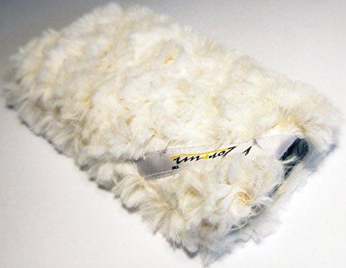 Norrun Handytasche / Handyhülle # Modell Swaantje # ersetzt die Handy-Tasche von Hersteller / Modell Benq-Siemens S65 # maßgeschneidert # mit einseitig eingenähtem Strahlenschutz gegen Elektro-Smog # Mikrofasereinlage # Made in Germany