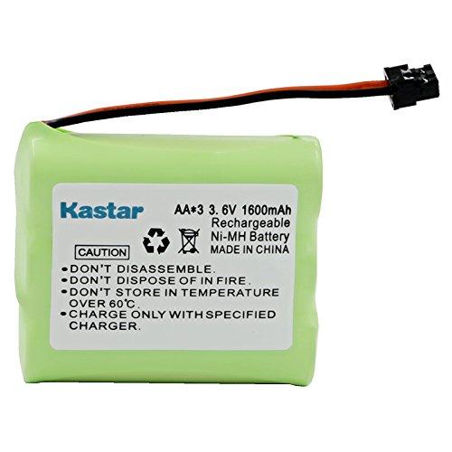 Panasonic P-P504 Cordless Phone Battery 1X3AA/B - 3.6 Volt, Ni-CD 600mAh - Cordless Phone Replacement Battery