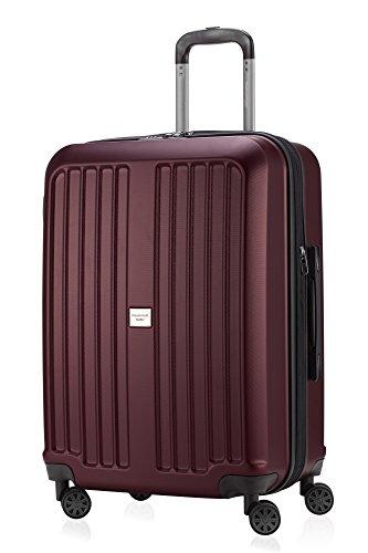 Hauptstadtkoffer Suitcases, Burgundy Mat, 65cm
