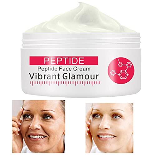 ZZVBGT Vibrant Glamour Rewind Cream, Collagen Pure Face Cream Crema reafirmante, Rostro y Cuerpo Reduce Las líneas secas y Las líneas Finas Mejora la firmeza de la Piel