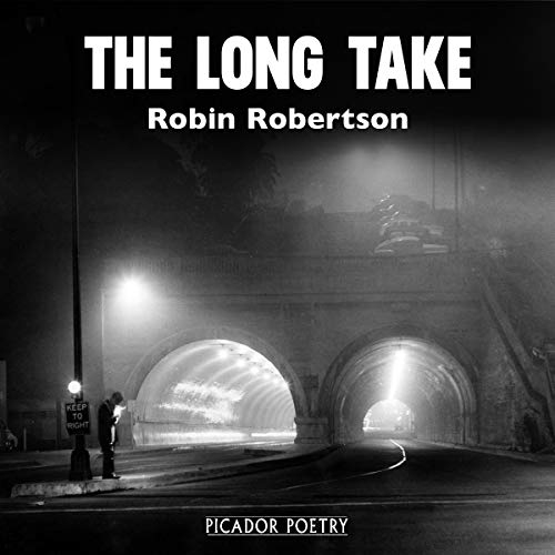 The Long Take audiobook cover art