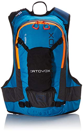 Ortovox Free Rider 16 Rucksack, 56 cm, 16 L, Blue Sea