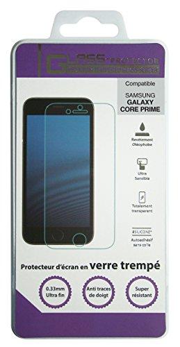 Omenex 610.290 templado protector de pantalla de cristal para Samsung Galaxy Core...