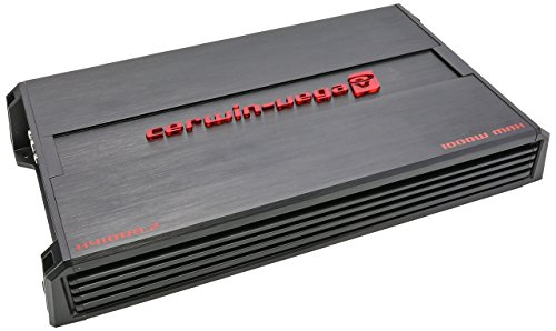 Cerwin-Vega H41000.2, HED Class AB Amplifier, 2 Channels, 1100W Max