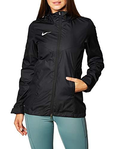 Nike Damen W Nk Rpl Acdmy 18 Rn JKT Jacket, Schwarz, Schwarz, Weiß, M
