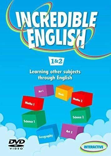 Incredible English: 1 & 2: DVD (Incredible English Kit)
