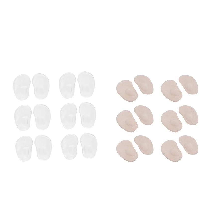 ウェイドパワーセルデータdailymall インソール 女性用 つま先 足裏保護パッド 靴ずれ防止パッド 柔らかい つま先ジェルクッション