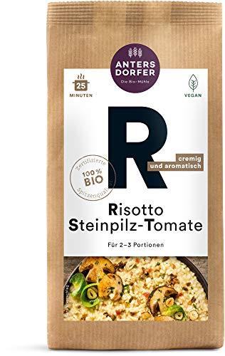 Antersdorfer - Die Bio-Müh Bio Bio Risotto Steinpilz-Tomate (6 x 150 gr)