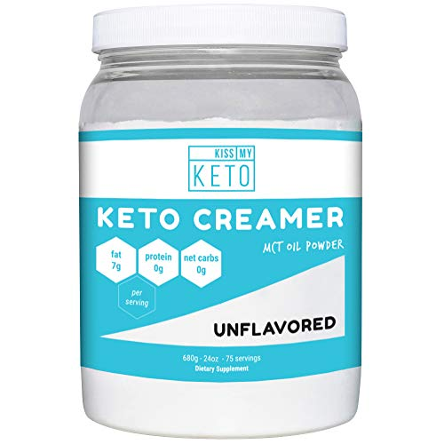 Kiss My Keto MCT Oil Powder
