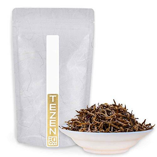 Il tè giallo dell'Imperatore (Huang Cha) dallo Yunnan, Cina | Alta qualità del tè giallo cinese | tè premium giallo dallo Yunnan (50)