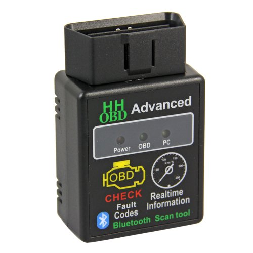 HHOBD Torque Android Bluetooth OBD2 Scanner For Check Engine Auto Car Code Reader Adapter