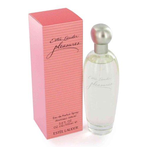 Estee Lauder Pleasures - Perfume para mujer 100 ml, vaporizador