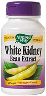 Nature's Way White Kidney Bean - Pack of 60 Tablets