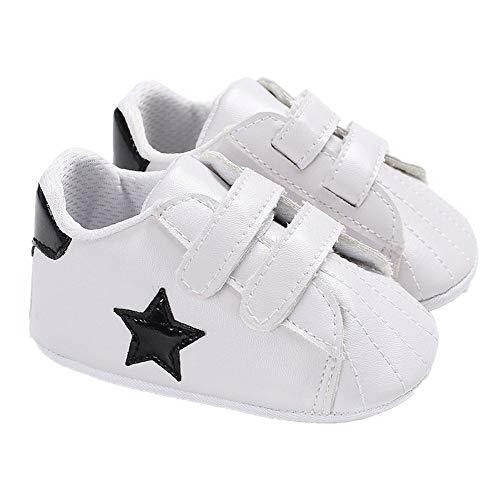 Zapatillas bebé recién nacido suela suave niños