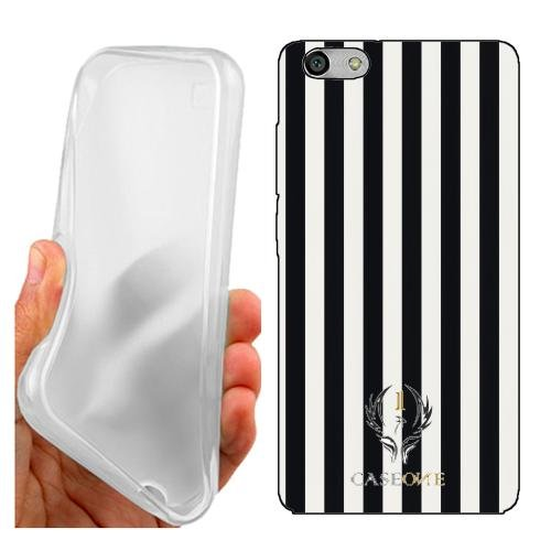 Custodia Cover Case Juventus per Huawei G Play Mini