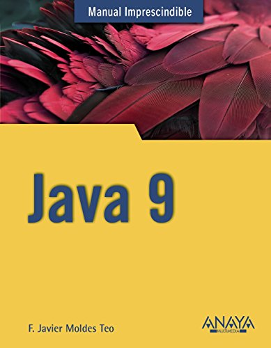 Java 9 (MANUALES IMPRESCINDIBLES)