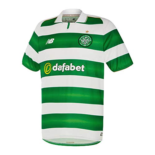 New Balance Celtic FC HOME Jersey [WT] (S)