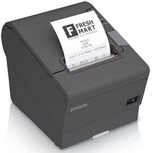 MS CASH DRAWER Ms Cash Drawer C31ca85834 Tm-T88v Thermal Receipt Printer (Parallel And Usb, Energy Star With Ps180) - Col