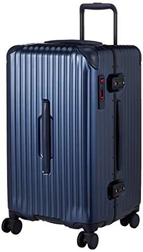 [カーゴ] スーツケース グッドサイズ スリムフレーム 多機能モデル CAT68SSR 保証付 60L 65 cm 5.1kg デニムブルー