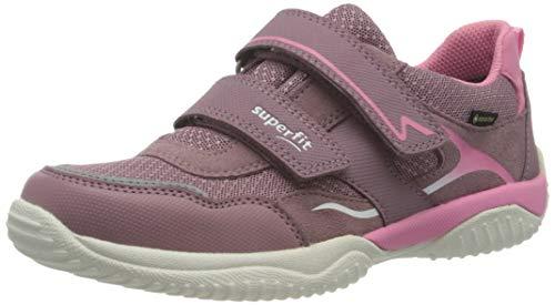 Superfit Storm Sneaker, LILA/ROSA, 28 EU