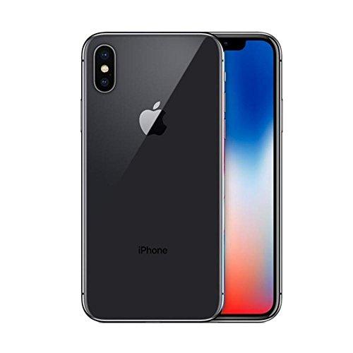 Apple iPhone X 64GB Gris Espacial (Reacondicionado)