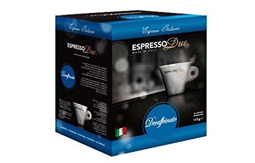 Espresso Due 25 Capsule Caffe Decaffeinato per Nuove Macchine cod. 315-321-327
