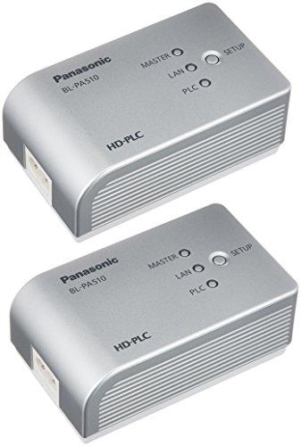 パナソニックPLCアダプタースタートパック据置型BL-PA510KT